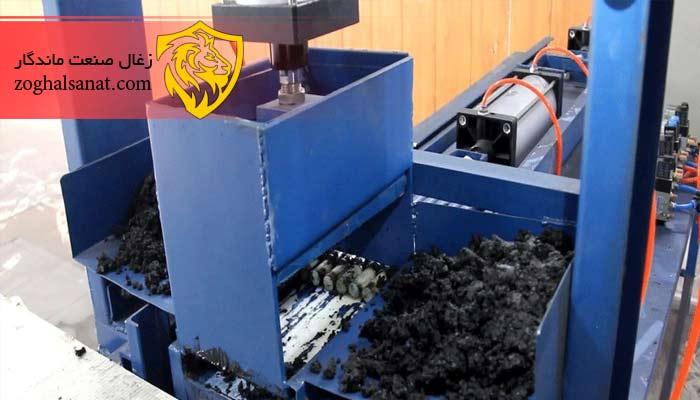 بررسی نکات مهم در خط تولید زغال