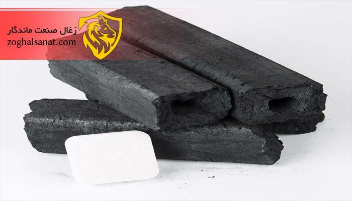 مزایای راه اندازی خط تولید زغال صنعتی