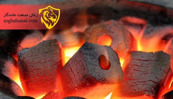 زغال چینی چگونه تولید می شود؟