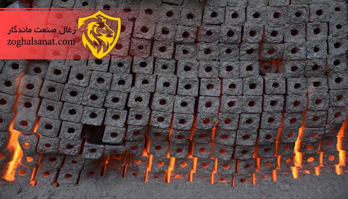 چرا زغال فشرده به زغال چینی معروف است؟