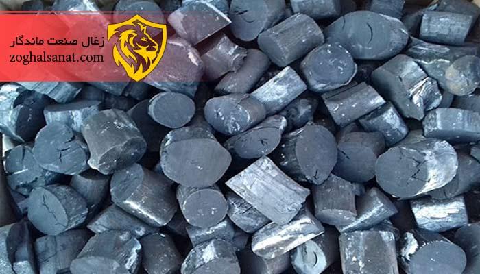 فرمول تولید زغال فشرده چیست؟