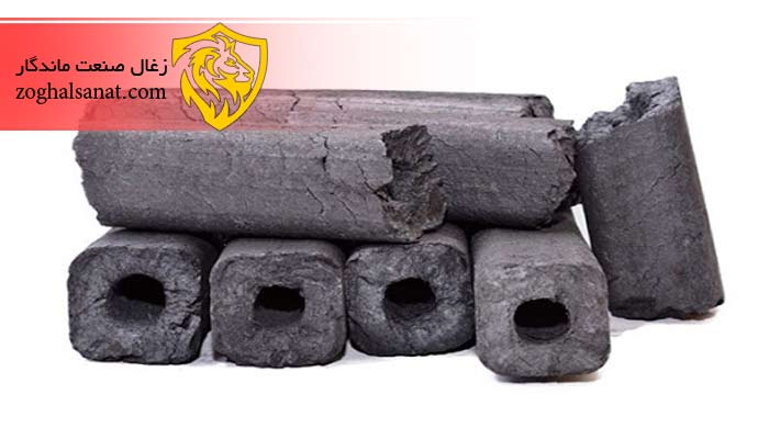 علت پوک شدن زغال