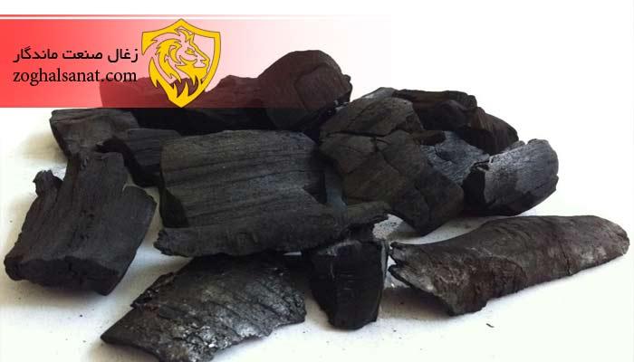 راه اندازی خط تولید زغال نارگیل
