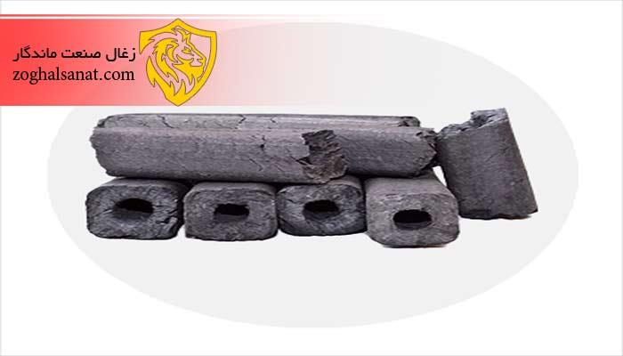 دستگاه های مورد استفاده در تولید زغال چینی