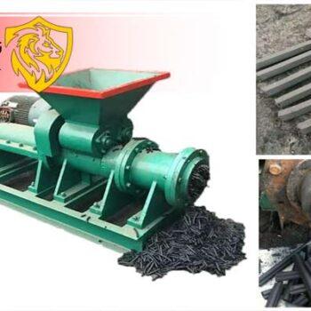 دستگاه و قطعات پرس زغال بریکت