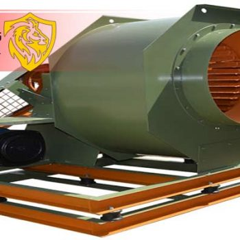 دستگاه سانتریفیوژ مکنده زغال